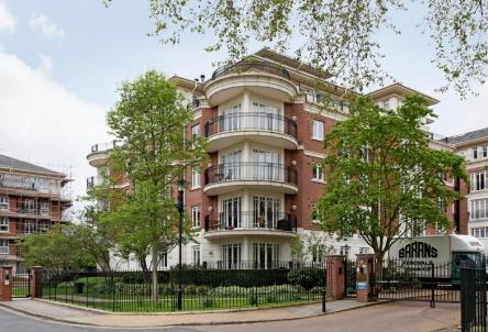 CLCR – 2 Blanchard House – exterior
