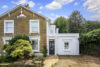 Studio Flat at 1 Townshend Terrace, Richmond TW9 1XJ, UK for 950