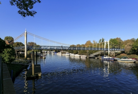 Teddington Riverside
